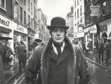 Young Dandy in Carnaby Street, London, 1968