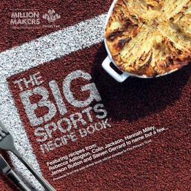 The Big Sports Recipe Book