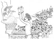 Seeing Krishna